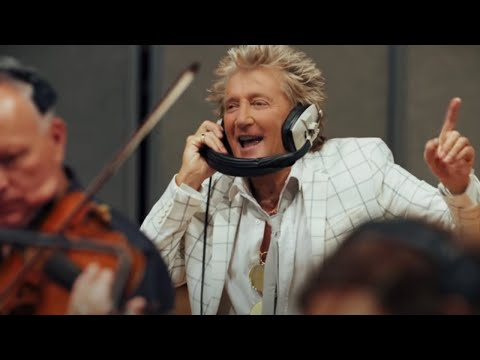 Bo and Jim - Rod Stewart - with the Royal Philharmonic Orchestra!