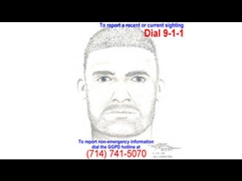 Garden Grove truy lùng một 'serial assaulter'