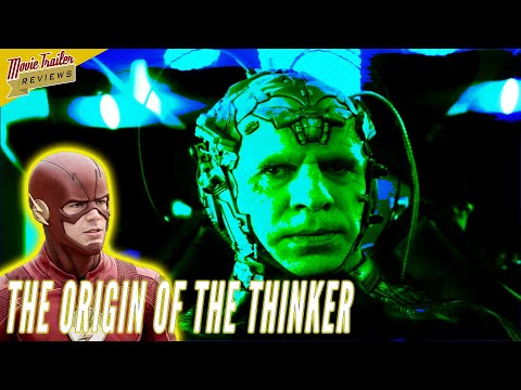 The Flash Review: The Origins of The Thinker
