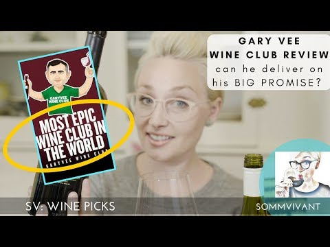 GARY VEE WINE CLUB REVIEW...Can He Deliver On His BIG PROMISE?