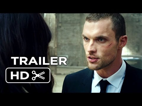 The Transporter Refueled   2 2015  Ed Skrein Action Movie HD