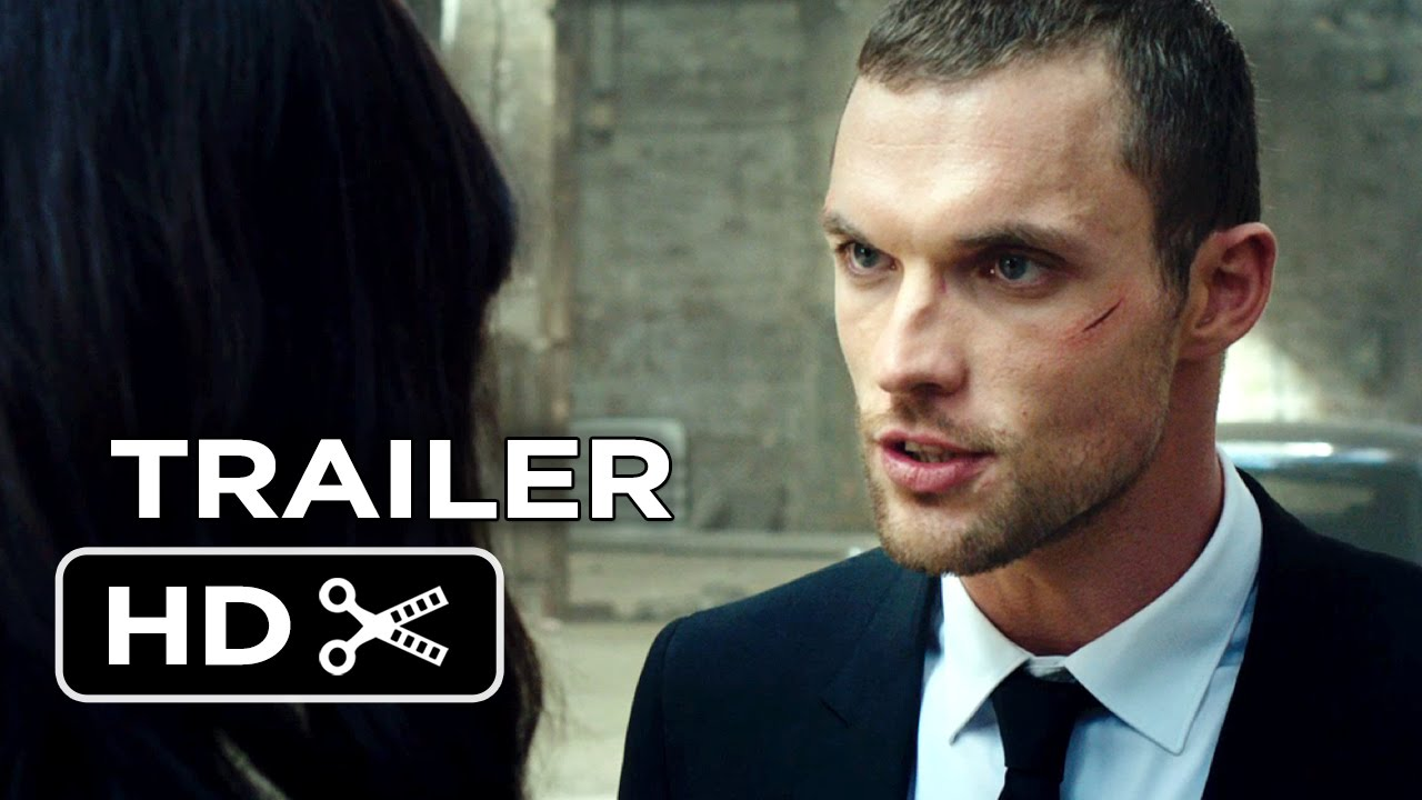 The Transporter Refueled Official Trailer #2 (2015) - Ed Skrein Action Movie HD - YouTube