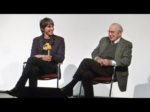 Astronaut Jim Lovell Q&A Hosted by Professor Brian Cox - Space Lectures