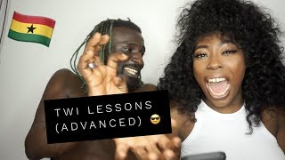 UPGRADED TWI LESSONS WITH TEACHER KOFI 🤣😂 | EPISODE 2