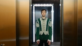 Prince Oliver Is That Guy In The Elevator