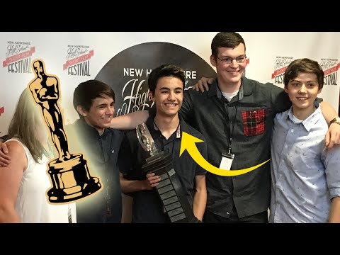 I Won a Film Festival?!