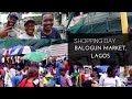 Shopping at Balogun Market// I almost Lost My Samsung Galaxy S8