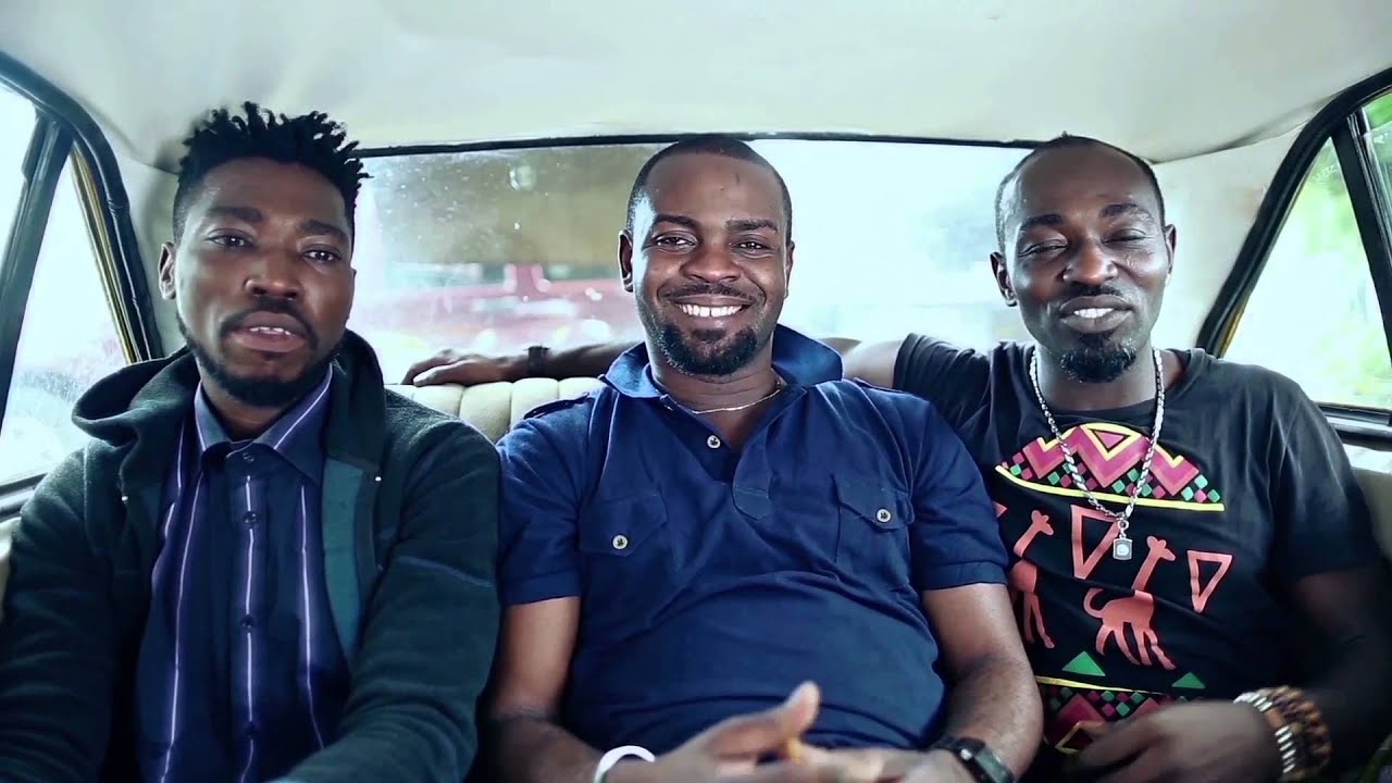 Download Taxi Driver (Oko Ashewo) Behind The Scenes