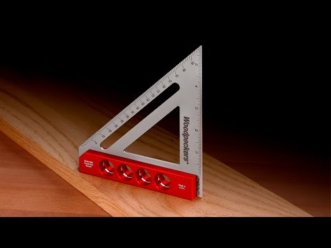 Woodpeckers | OneTIME Tool® | Model 6SS Carpenters Square