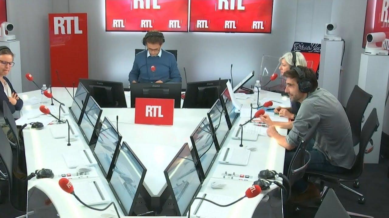 RTL Matin du 13 juillet 2018
