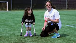 Dreams For Kids DC (DFKDC) D.C. United Soccer Clinic 2017