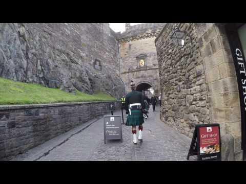 Edinburgh Castle  - Escort