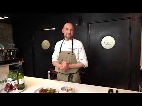 Gourmet Cafe Gastrobar chef kokkab südamesoolaga