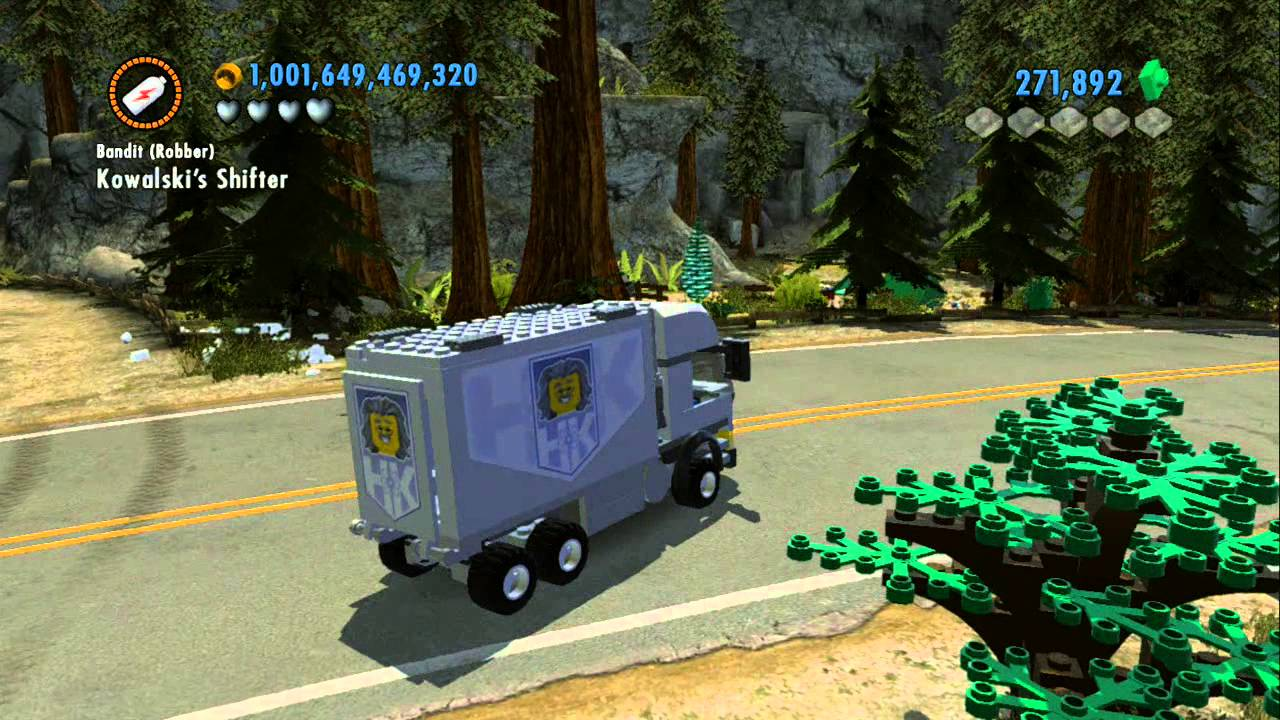 Lego City Undercover Vehicle Guide All Worker Vehicles In Action Youtube