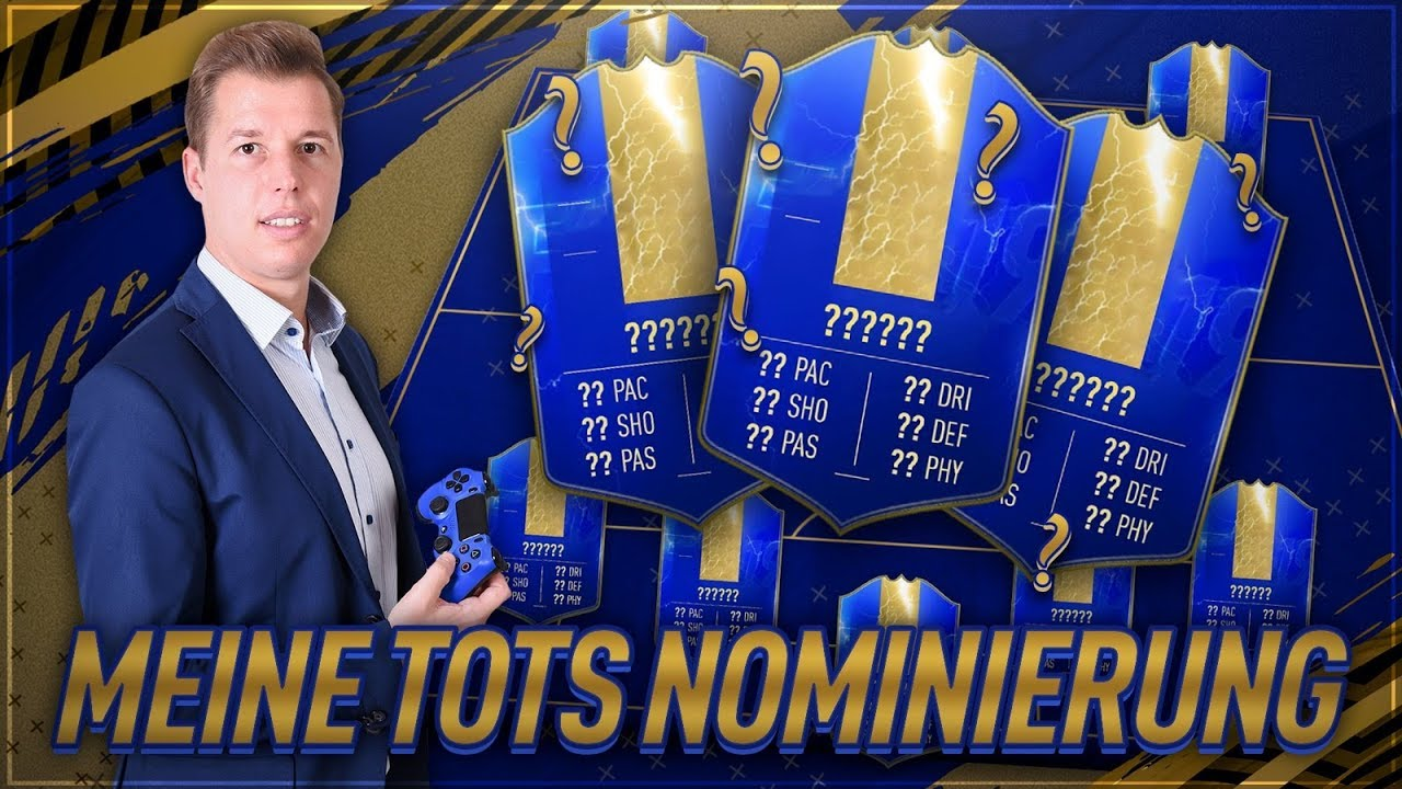 FIFA 19: Mein Team of the Saison | COMMUNITY TOTS VOTING