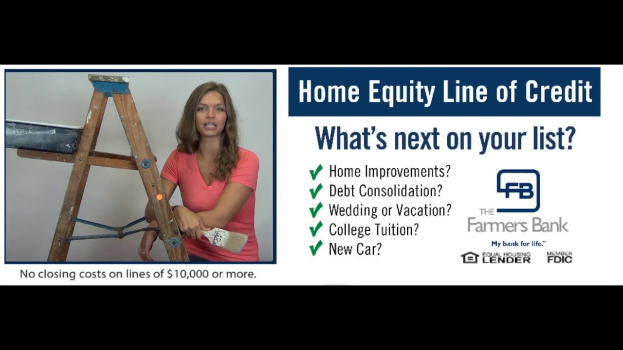 Home Equity Line of Credit - YouTube