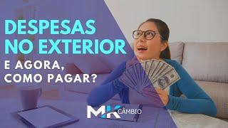 DESPESAS NO EXTERIOR, Como pagar ?  #enviardinheiro #remessa #transferenciainternacional Curitiba