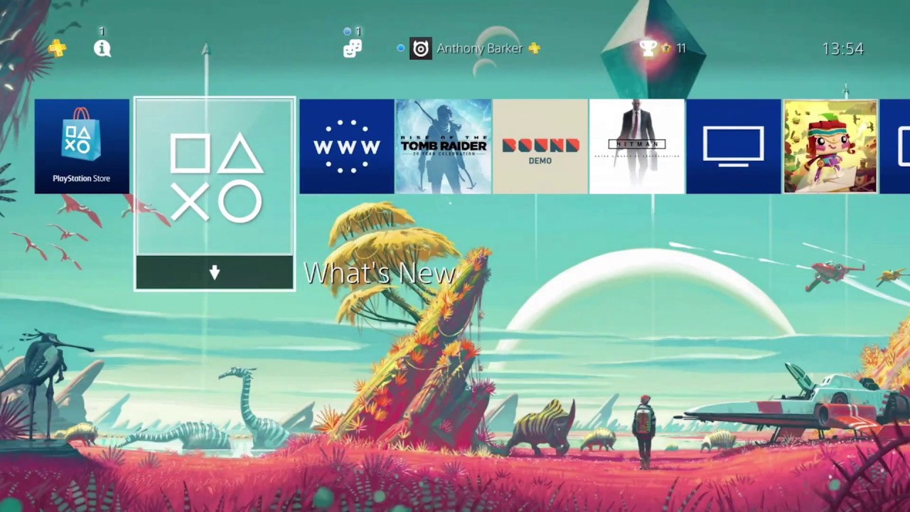 How To Install Custom PS4 Wallpapers