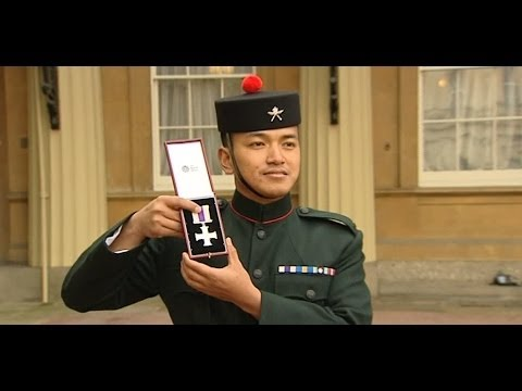 Military Cross Awarded for Acts of Bravery | Forces TV