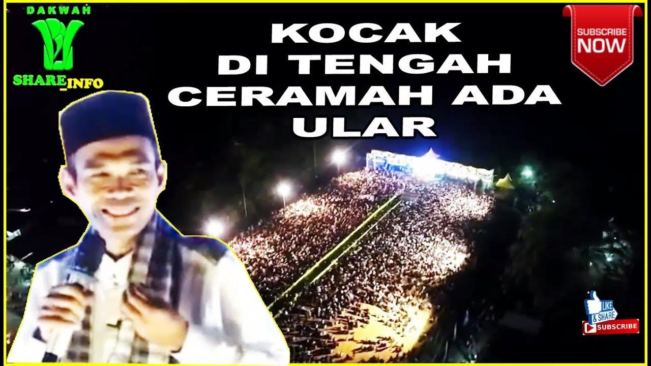 Ceramah Lucu Ustadz Abdul Somad di Aceh Memperkuat Akidah ...