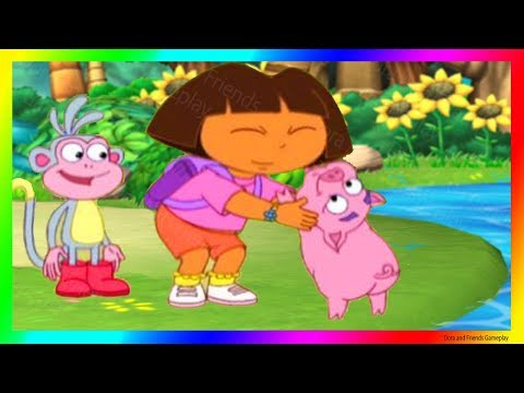 Dora and Friends The Explorer Cartoon Adventure 👙 Dora and Boots Adventures 🤞