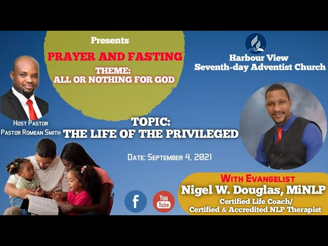 Prayer and Fasting: All or Nothing for God