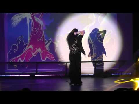 Yana Tsehotskaya -  Iraqi dance in Russia