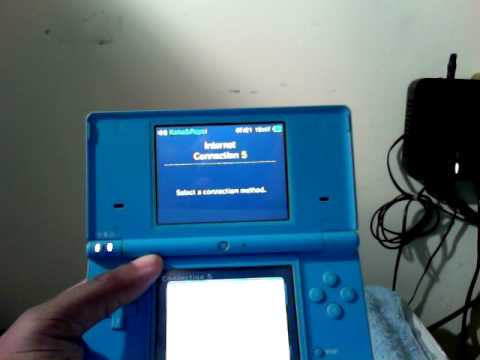 Agree with nintendo dsi internet