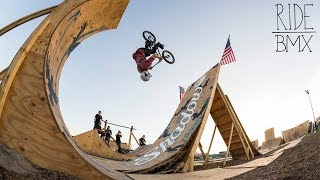 BMX - 2018 FLORIDEAH SWAMP FEST - COURSE PREVIEW w/ TREY JONES