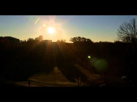 Sunrise at University of Waterloo