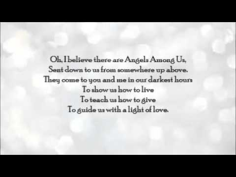 Alabama ~ Angels among us Lyrics
