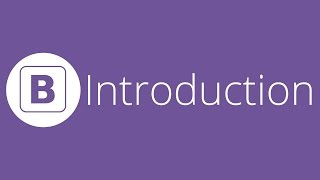 Bootstrap tutorial 1 - Introduction to Bootstrap