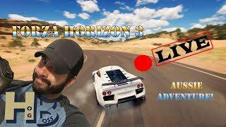 Forza Horizon 3 🔴LIVE on Xbox One Open Lobbies!!