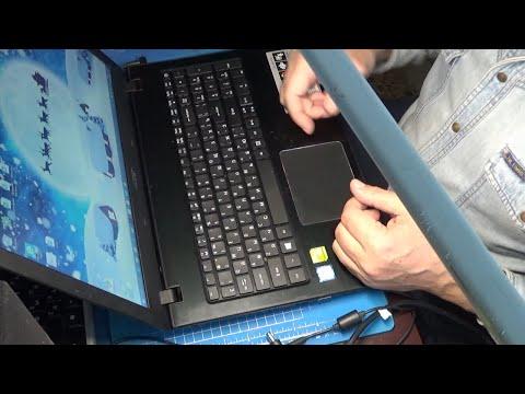 Ремонт ноутбука Acer не включается