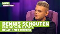 Dennis Schouten eerlijk over slechte relatie met moeder   Music Memories #22