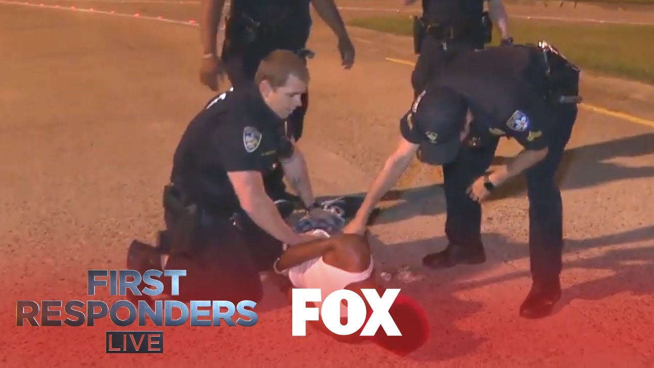 Download Police Apprehend Fugitive With Multiple Warrants | Season 1 Ep. 6 | FIRST RESPONDERS LIVE