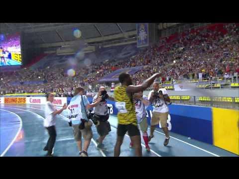Moscow 2013 - 100m Men - Final