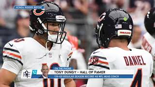 Tony Dungy on Bears' Handling of Mitchell Trubisky's Struggles   The Rich Eisen Show   11/19/19