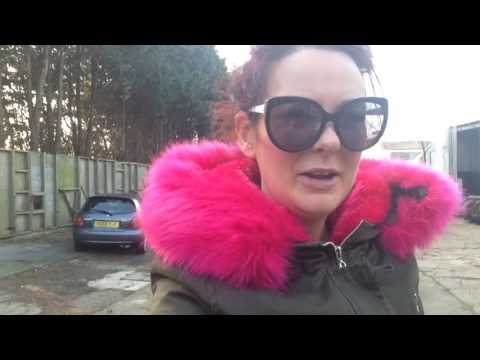 vlog with my new candy pink mulberry Bayswater bag & pink shoes ,including trip to Audi &Tesco