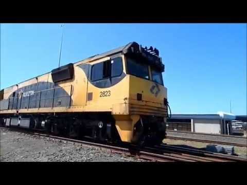 Aurizon - Port of Brisbane - Part 1