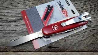 SwissQlip - Swiss Army Knife Pocketclip