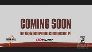 John Woo Presents Stranglehold PlayStation 3 Trailer -