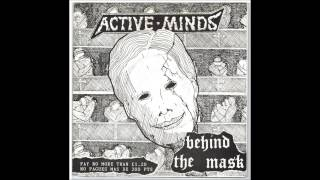Active Minds - Behind the Mask - 7""