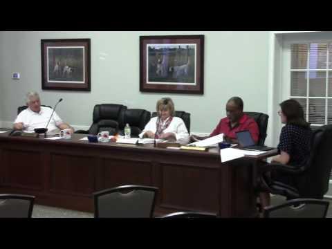 Executive Director Report --Andrea Schruijer