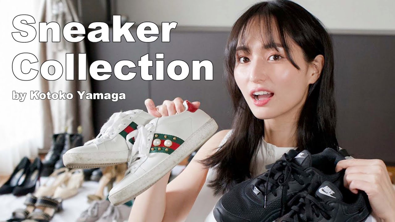 【スニーカー】お気に入りの靴たちを紹介します🤍【私物】