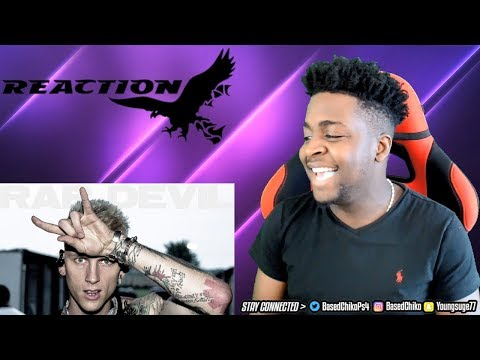 Machine Gun Kelly - Rap Devil (Eminem Diss)   REACTION