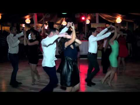 Coregrafie 18 Oct 2015  Salsa intermediari 1 - Sonrisa DC