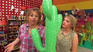 KnutselTV - DIY Cactusparade