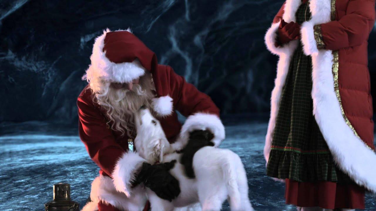 Babbo Natale Zampa.Stasera Su Italia 1 Zampa E La Magia Del Natale