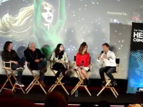 Download Battlestar Galactica LA Times Hero Complex Cast Reunion - Part 1